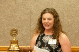 Allison Bohanon Youth of the Year
