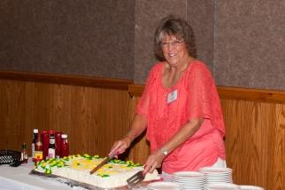 Cake Cutting by Judi